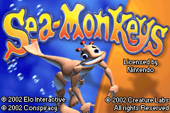 Sea-Monkeys screenshot