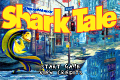 Shark Tale [Model AGB-BSUE-USA] screenshot