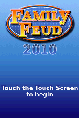 Family Feud 2010 Edition screenshot