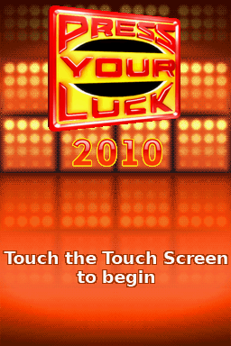 Press Your Luck 2010 Edition screenshot