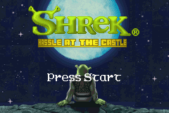 Shrek - Hassle at the Castle [Model AGB-AH4E-USA] screenshot