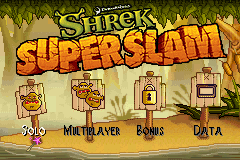 Shrek - Super Slam [Model AGB-B4UP] screenshot