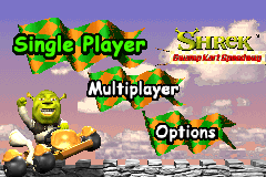 Shrek - Swamp Kart Speedway [Model AGB-AS4E-USA] screenshot