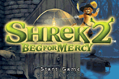 Shrek 2 - Beg for Mercy [Model AGB-BSIE-USA] screenshot