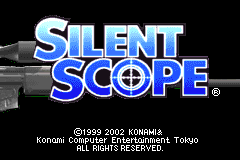 Silent Scope [Model AGB-AIPP] screenshot