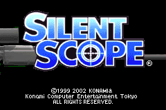 Silent Scope [Model AGB-AIPE-USA] screenshot