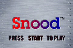 Snood [Model AGB-ASQP] screenshot