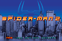 Spider-Man 2 [Model AGB-BSPP] screenshot