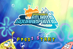 SpongeBob's Atlantis SquarePantis [Model AGB-BZXE-USA] screenshot