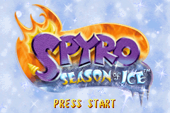 Spyro - Season of Ice [Model AGB-ASYP] screenshot