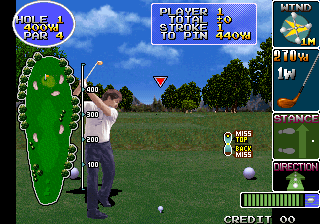 Eagle Shot Golf screenshot
