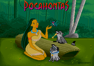 Pocahontas [Model MPR-18808] screenshot