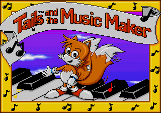 Tails and the Music Maker [Model T-150050] screenshot