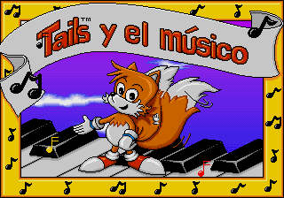Tails y el Músico [Model 49023-06] screenshot