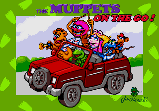 The Muppets on the Go! [Model 49046-00] screenshot