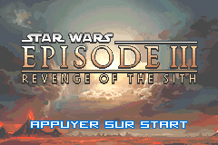 Star Wars - Episode III - Revenge of the Sith [Model AGB-BE3P] screenshot