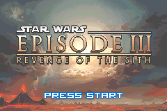 Star Wars - Episode III - Revenge of the Sith [Model AGB-BE3E-USA] screenshot
