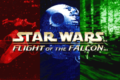 Star Wars - Flight of the Falcon [Model AGB-BSWP] screenshot