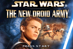 Star Wars - The New Droid Army [Model AGB-A2WE-USA] screenshot