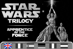 Star Wars Trilogy - Apprentice of the Force [Model AGB-BCKP] screenshot