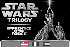 Star Wars Trilogy - Apprentice of the Force [Model AGB-BCKE-USA] screenshot