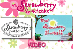 Strawberry Shortcake - Summertime Adventure - Special Edition [Model AGB-BQWE-USA] screenshot