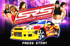 Street Racing Syndicate [Model AGB-BCZE-USA] screenshot
