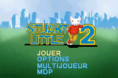 Stuart Little 2 [Model AGB-ASLP-EUR] screenshot