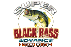 Super Black Bass Advance screenshot
