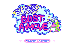 Super Bust-A-Move [Model AGB-ABMP] screenshot
