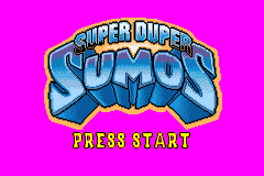 Super Duper Sumos [Model AGB-BDPE-USA] screenshot