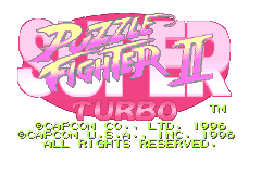 Super Puzzle Fighter II [Model AGB-AZ8P-EUR] screenshot