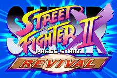Super Street Fighter II X - Revival [Model AGB-AXRJ-JPN] screenshot