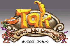 Tak - The Great Juju Challenge [Model AGB-BJWE-USA] screenshot