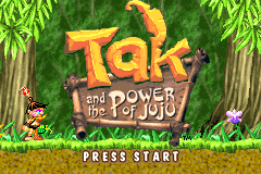 Tak and the Power of Juju [Model AGB-BJUE-USA] screenshot