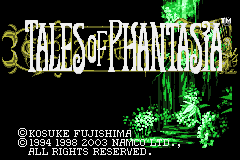 Tales of Phantasia [Model AGB-AN8P] screenshot