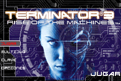Terminator 3 - Rise of the Machines [Model AGB-AO3P] screenshot