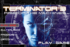 Terminator 3 - Rise of the Machines [Model AGB-AO3E-USA] screenshot
