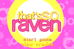 That's So Raven [Model AGB-BRVE-USA] screenshot