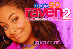 That's So Raven 2 - Supernatural Style [Model AGB-BZSE-USA] screenshot