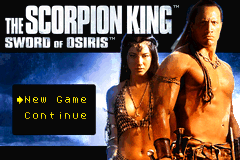 The Scorpion King - Sword of Osiris [Model AGB-ASZP] screenshot