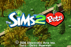 The Sims 2 - Pets [Model AGB-B4OE-USA] screenshot