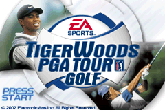 Tiger Woods PGA Tour Golf [Model AGB-AT5P] screenshot