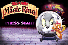 Tom and Jerry - The Magic Ring [Model AGB-ATJE-USA] screenshot