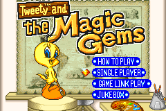 Tweety and the Magic Gems [Model AGB-ATMP-EUR] screenshot