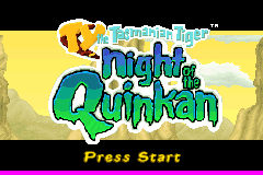 Ty the Tasmanian Tiger 3 - Night of the Quinkan [Model AGB-BTVE-USA] screenshot