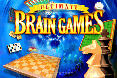 Ultimate Brain Games [Model AGB-ABUE-USA] screenshot