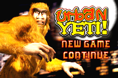 Urban Yeti! [Model AGB-AYIE-USA] screenshot