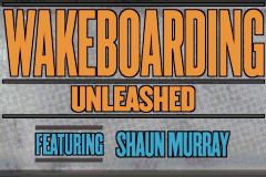 Wakeboarding Unleashed featuring Shaun Murray [Model AGB-AWDE-USA] screenshot