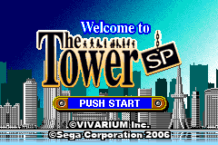 Welcome to The Tower SP [Model AGB-BTRE-USA] screenshot